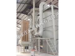 电厂脱硫石膏加工脱硫石膏粉设备