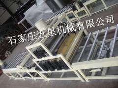 贴面板设备专用生产线