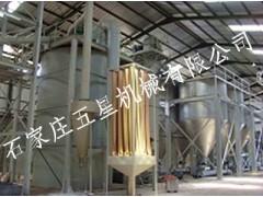 石膏粉生产工艺流程