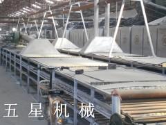 轻质矿棉板生产线机械