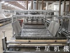 轻质矿棉板生产线设备