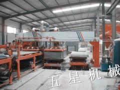硅酸钙板生产线多少钱