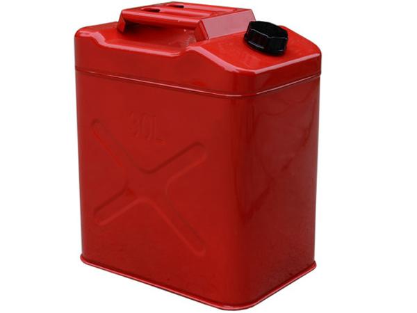 河北汽油桶为什么不能用塑料的?