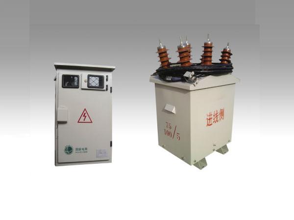 YK-10系列帶電源真空開關型預付計量裝置