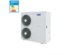空氣能采暖-側出風循環加熱型熱泵