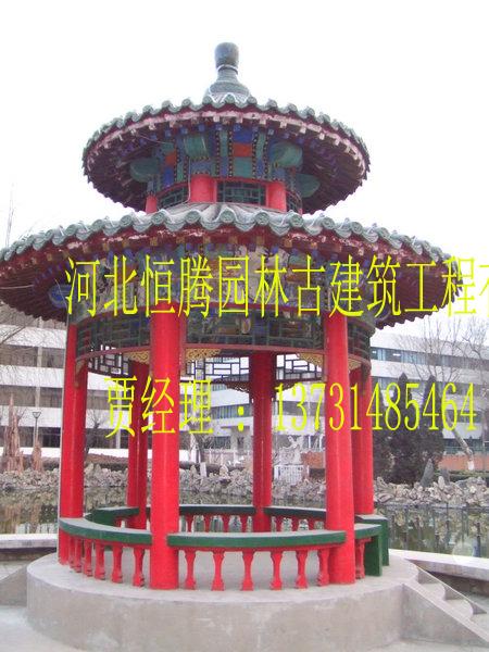 北京凉亭制作