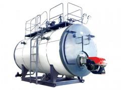 卧式燃气 蒸汽锅炉