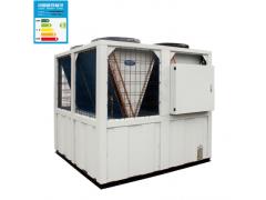 KFXRS-151IIBY/2-a超低溫強熱型循環加熱空氣源熱泵熱水機(泳池機)
