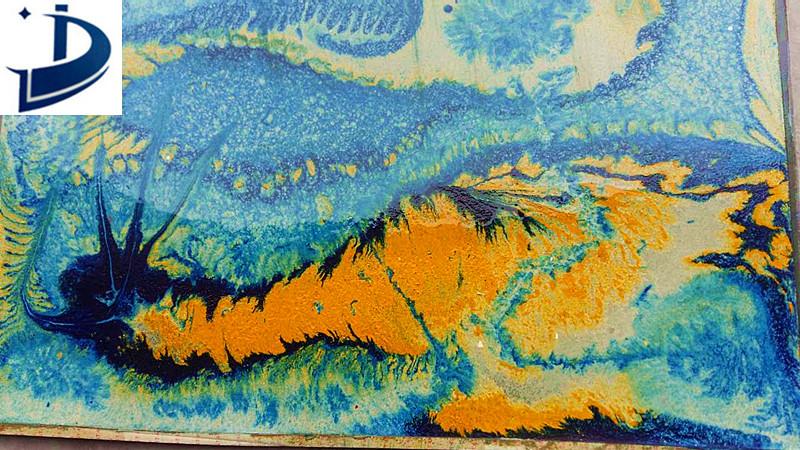 彩色自流平砂浆