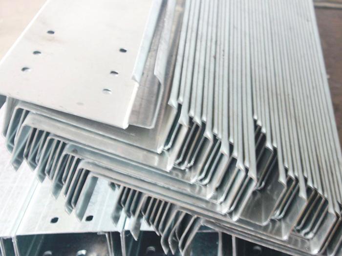 钢结构Z型钢镀锌