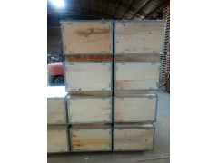 钢带木箱(公母扣)