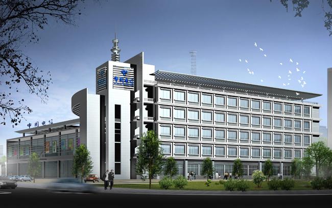 中国电信大厦