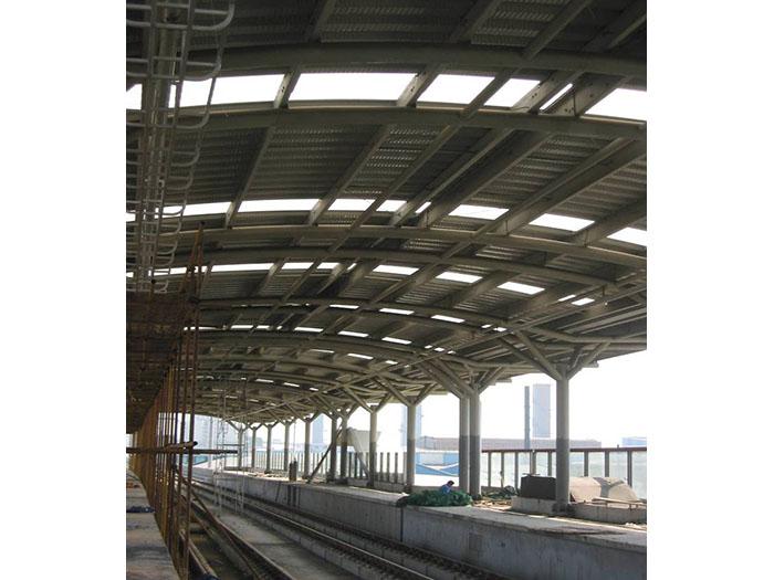 上海清轧水产路站