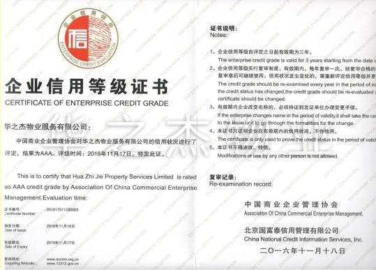 AAA信用等级证书.jpg