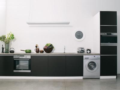 整體廚房煙機灶具整體效果
