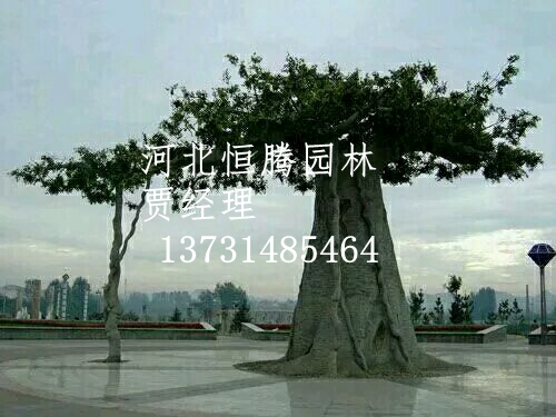 塑石榕树大门制作07.jpg