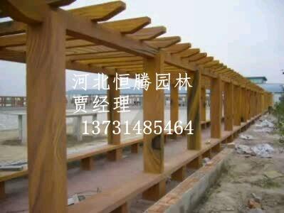 仿木花架制作栏杆施工18.jpg