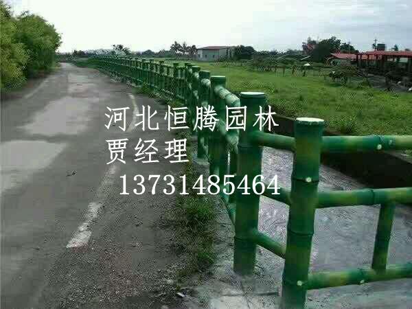 仿木花架制作栏杆施工17.jpg