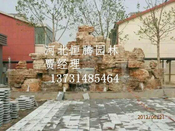 北京人贪便宜提前知道千层石假山制作的价格