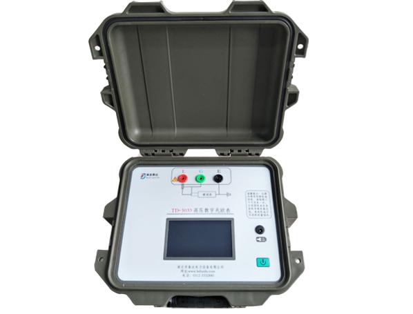 TD-5033高压数字兆欧表