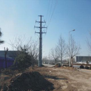 东方地球物理科技园35kV线路
