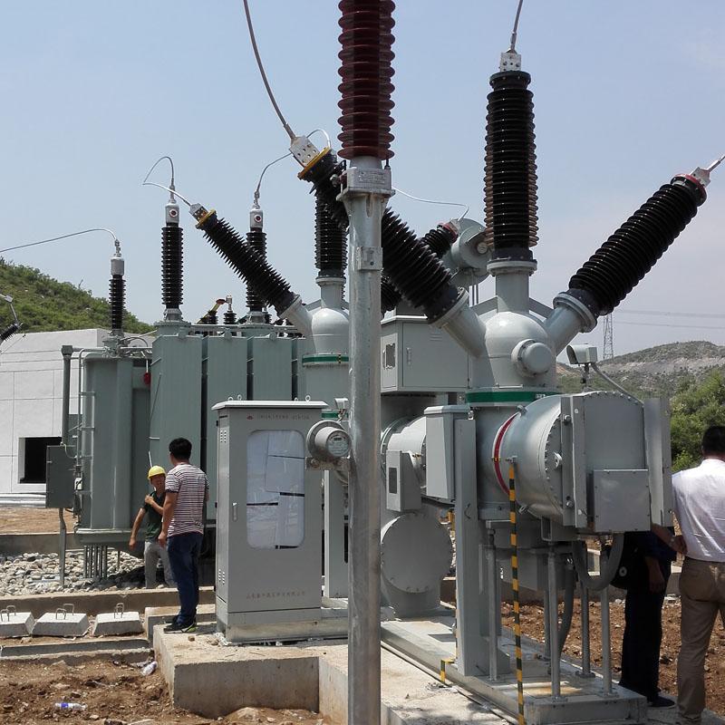 吕南站35kV变电站改造项目