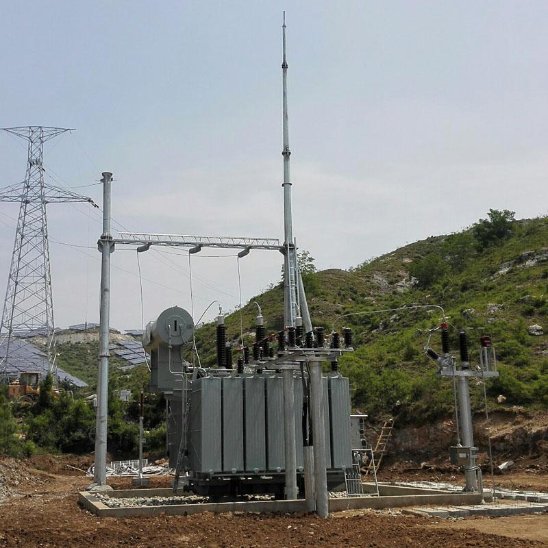 华润电力苍南电厂12MWp光伏发电工程