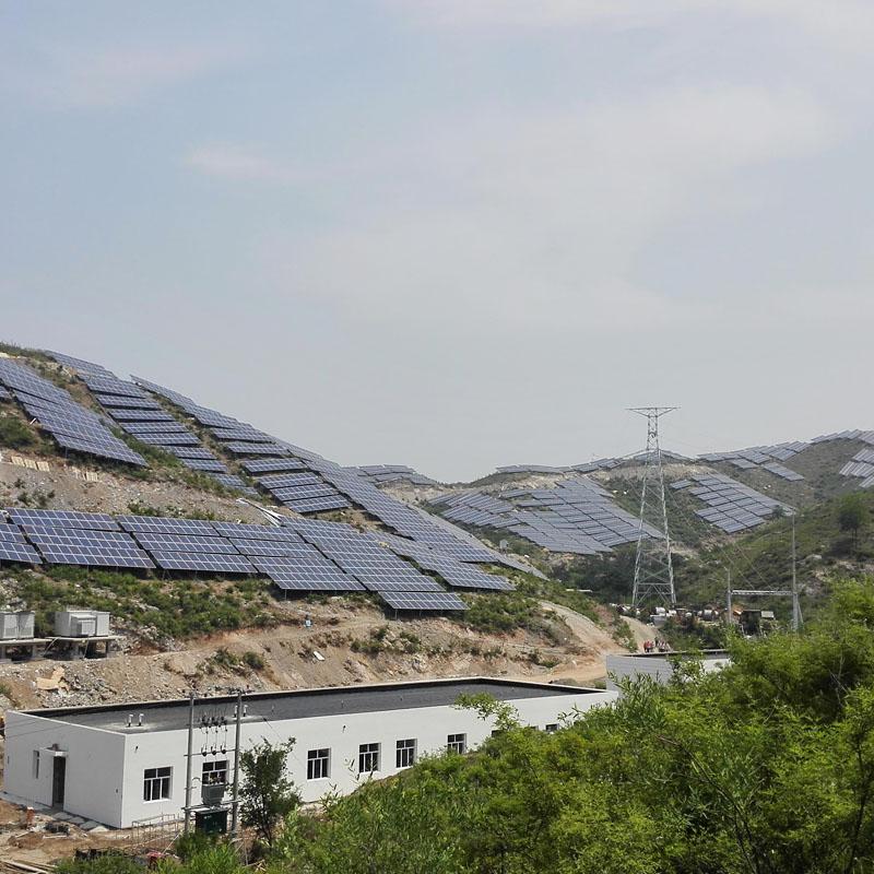 滦平县偏道子村汇通二期20MWp光伏发电工程