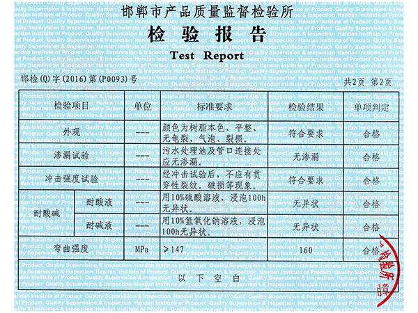 米乐游戏大厅手机版检测报告