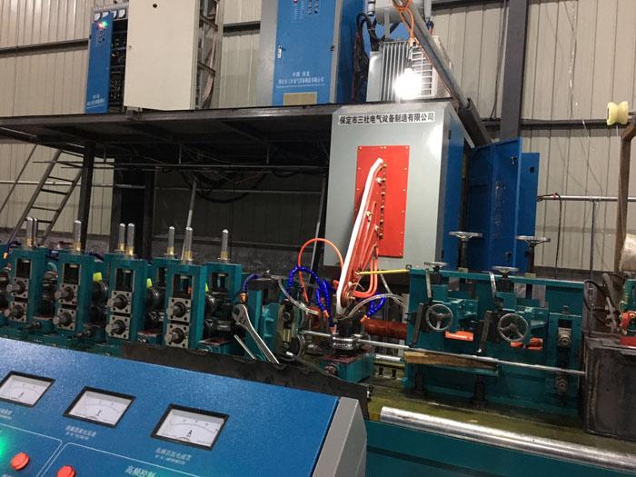 固态高频焊管