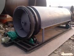 Φ1.2m×6m搅拌式烘干机-直烧式