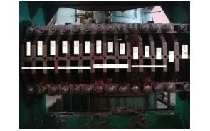 印度油厂安装的榨油机设备