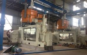 晨光油厂安装的榨油机设备