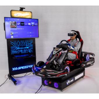 VR暖场设备出租|VR赛车