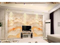 大理石纹理电视背景墙-14767173