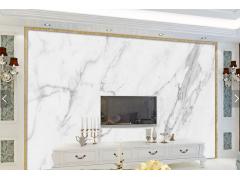大理石纹理电视背景墙-15536782