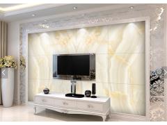 大理石纹理电视背景墙-15737693