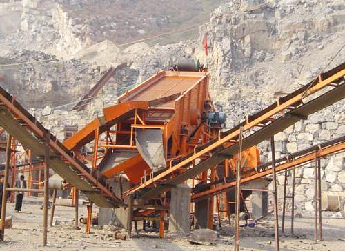 石子生產線成套設備