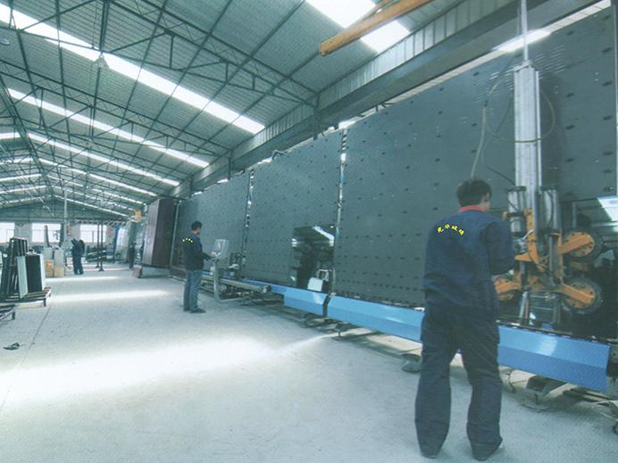全自动中空玻璃生产线