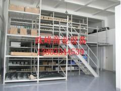 阁楼式仓储货架