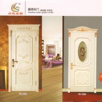 实木复合烤漆门的优点