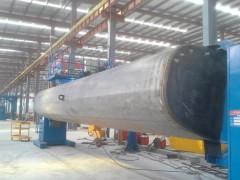 大型设备焊接