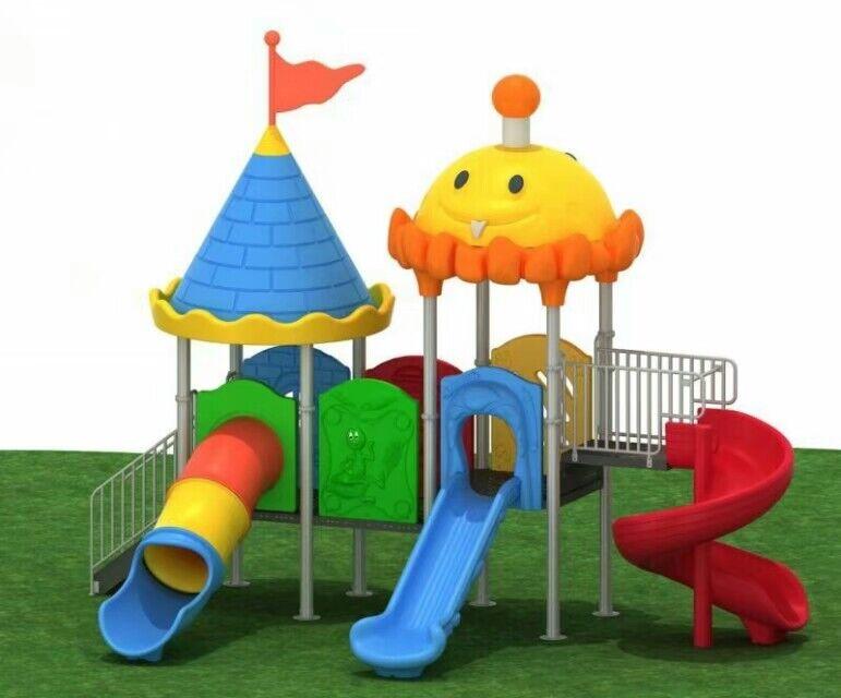 """幼儿园游乐设备是小宝宝的""""好伙伴"""