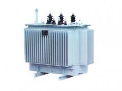 S11低损耗三相无励磁调压配电变压器