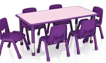 幼儿园升降桌