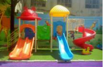 合理利用幼儿园游乐设备来给宝宝增添更多的乐趣