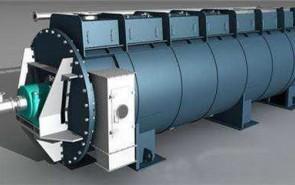 污泥回转式干燥机