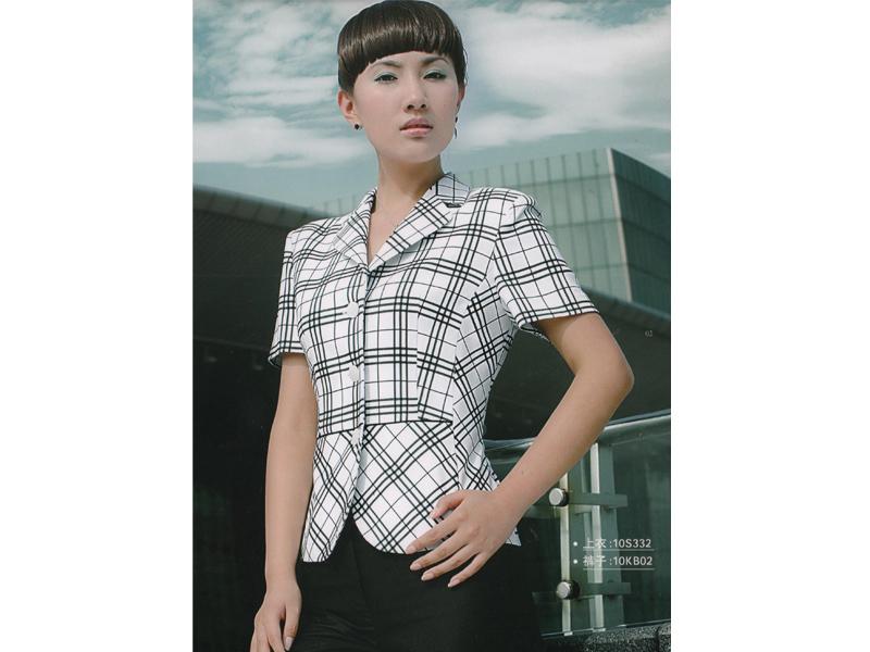 杉杉西服-女装-2