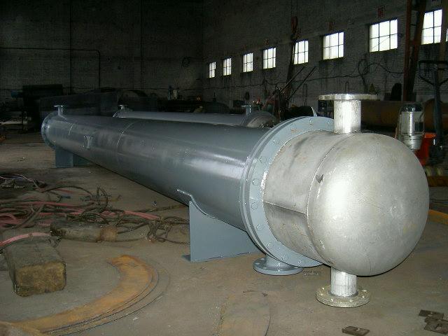 案例  河北九木生物科技有限公司 冷凝器