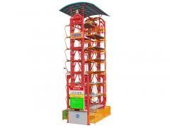 16車位垂直循環立體車庫